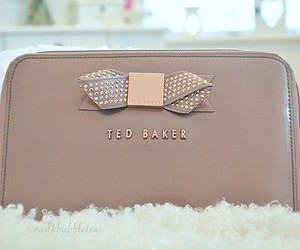 ted baker, bow, and fashion image