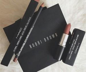 fashion, makeup, and bobbi brown image