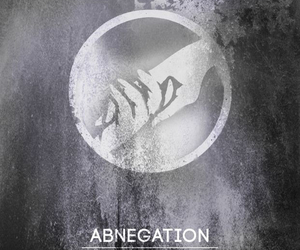 divergent, abnegation, and factions image