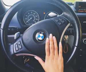 nails, bmw, and ring image