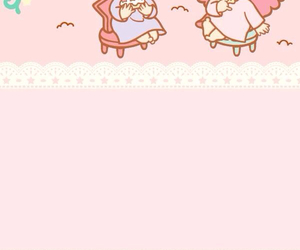 sanrio, little twin stars, and kiki&lala image