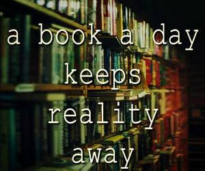 books reading serenity image