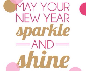 new year, fashion, and happy new year image