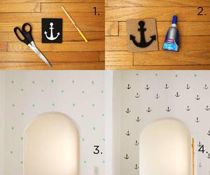 diy, anchor, and tutorial image