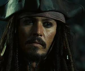 captain jack sparrow, Hot, and johnny depp image
