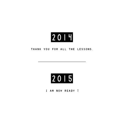 cool, 2014, and good bye image