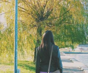 bag, girl, and missing summer image