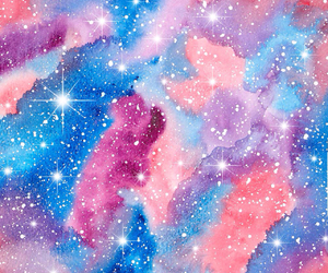 galaxy, colors, and wallpaper image