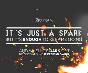 paramore, quote, and last hope image
