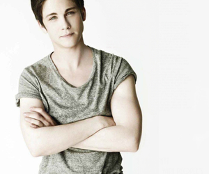 logan lerman, boy, and sexy image