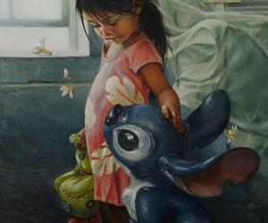disney, stitch, and lilo image