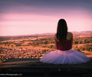 ballet, country, and model image