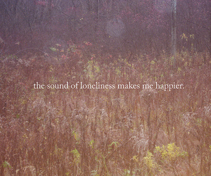 loneliness and happy image