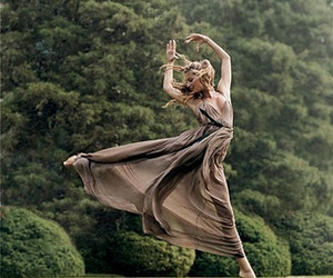 dance, dress, and ballet image