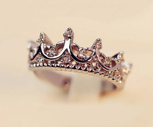 beautiful, crown, and forever image