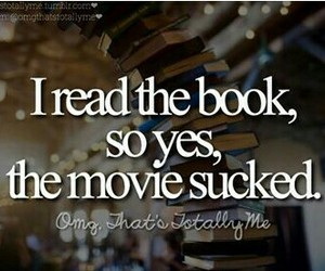 book and movie image