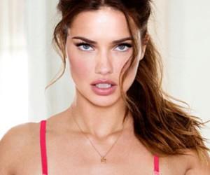 Adriana Lima, victoriassecret, and vs angel image