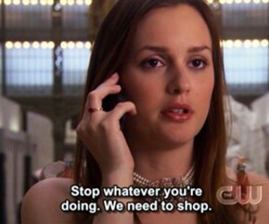 blair and gossip girl image