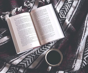 bed, book, and paradise image