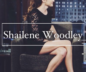 actress, four, and Shailene Woodley image