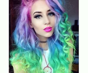 hair and amythemermaidx image