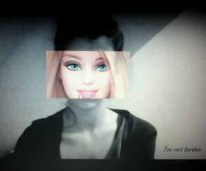 not perfect' barbie image