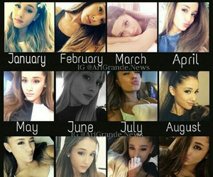 june, mom, and ariana grande image