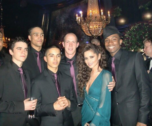 Cheryl, terry smith, and dance crew image