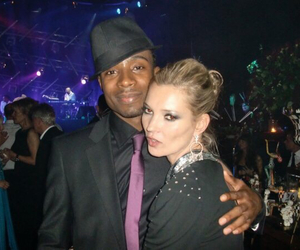 kate moss, terry smith, and dance crew image
