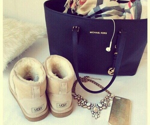 fashion, ugg, and Michael Kors image