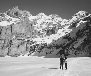 Alps, boyfriend, and feeling image