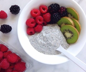 berries, healthy, and fruit image