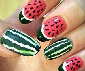 cool, nails, and nail art image