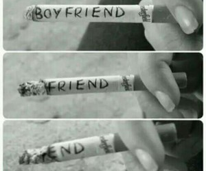 boyfriend, Relationship, and end image