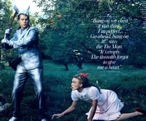keira knightley, Wizard of oz, and vogue image