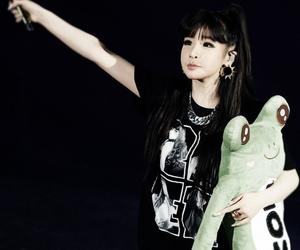 2ne1 and park bom image