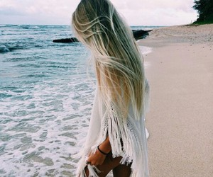 beach, fashion, and cute image