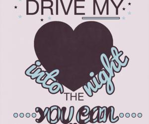 beautiful, drive, and miley cyrus image