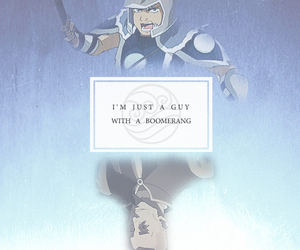 sokka, the last airbender, and the legend of korra image