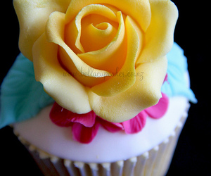 birthday, cupcakes, and pink image