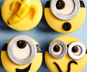 minions and sweet image