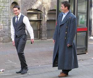 john barrowman, torchwood, and ianto jones image