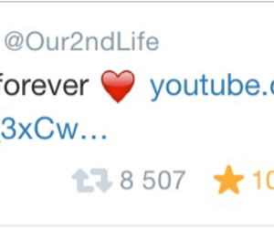 end, forever, and jc caylen image