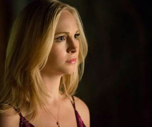 candice accola, caroline forbes, and Vampire Diaries image
