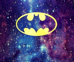 batman and galaxy image