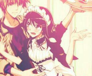 anime, love, and kaichou wa maid-sama image