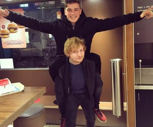 ed sheeran and martin garrix image