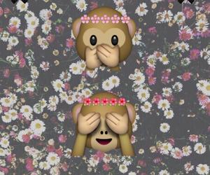 emoji, background, and beautiful image