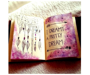 book, inspiration, and Dream image