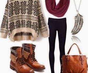 beige, winter, and streili image
